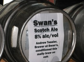 swans scotch ale