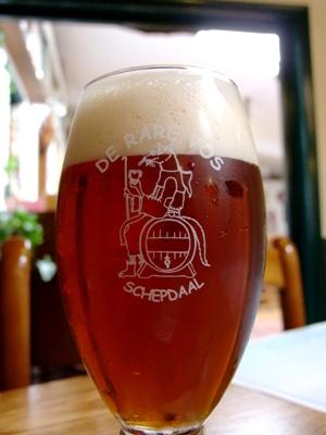 Rare Vos - het bier