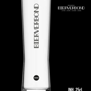 Bierverbond Glas 25cl