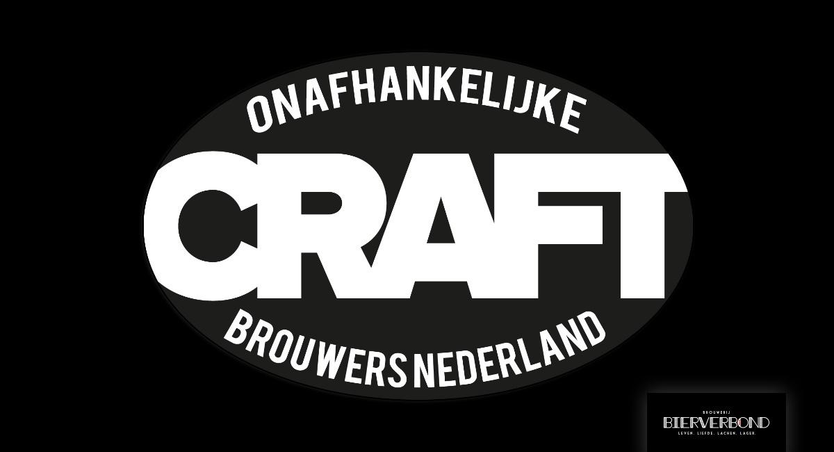 Bierverbond is lid van de Onafhankelijke Craft Brouwers Nederland