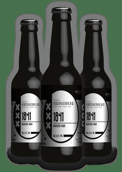 1841- Märzen van Brouwerij Bierverbond Amsterdam