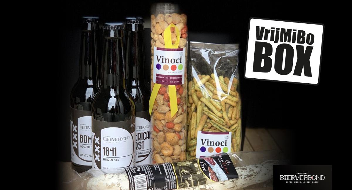 VrijMiBo-box van Brouwerij Bierverbond Amsterdam