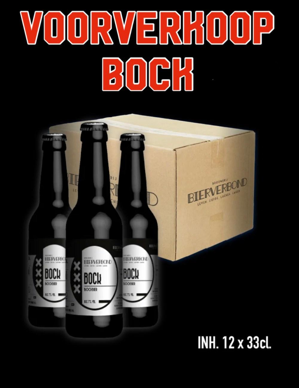 12 bottles of Bock
