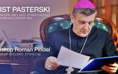 List Biskupa Bielsko-Żywieckiego na III Niedzielę Adwentu