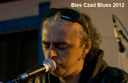 Bies Czad Blues 2012