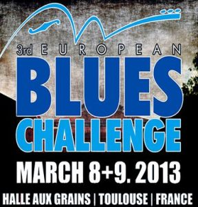 European Blues Challenge 2013 – polskie eliminacje rozstrztgnięte