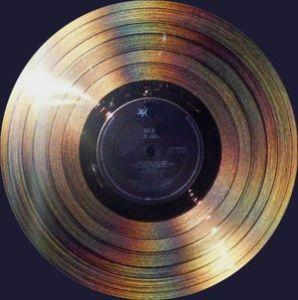 Pierwsza Złota Płyta