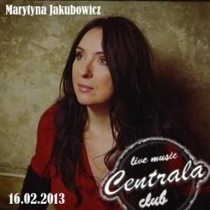 Martyna Jakubowicz w Centrali