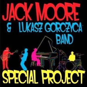 Jack Moore i Łukasz Gorczyca Band