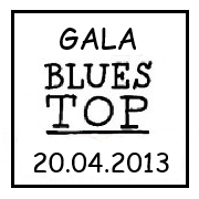 Gala Blues Top 2012