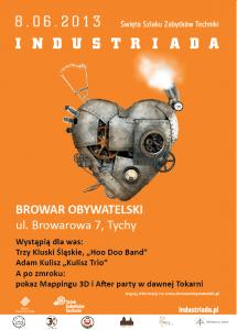 industriada_2013_poster