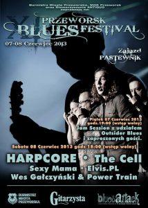 przeworsk_blues_festival_plakat_poster