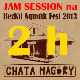 Wideo z jam session na BesKit Aqustik Fest 2013