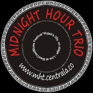 Midnight Hour Trio feat. Jan Gałach /wideo 7/ – Bies Czad Blues 2013