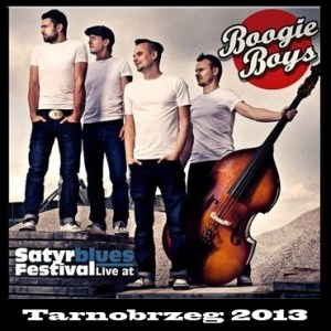 Boogie Boys feat. Andreas Arlt – Live at Satyrblues