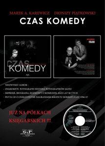 Czas_Komedy_książka+CD