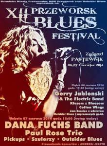 XII Przeworsk Blues Festival