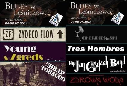 Blues w Leśniczówce 2014