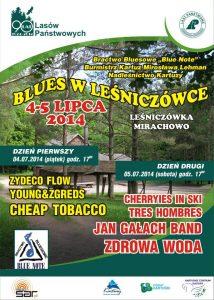 blues_w_lesniczowce_2014_plakat