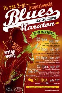Augustowski_Blues_Maraton_2014_plakat