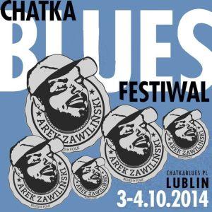 Arek Zawiliński na Chatka Blues Festiwal – wywiad