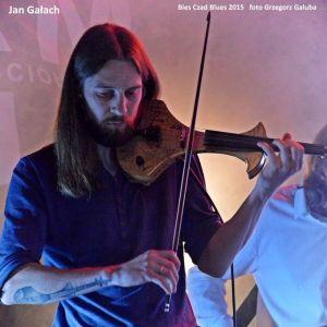 Jan Gałach we wrześniu