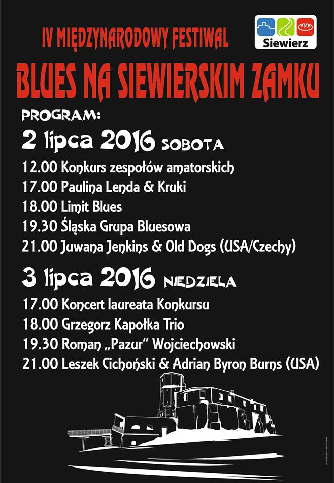 Blues_na_Siewierskim_Zamku_2016_program
