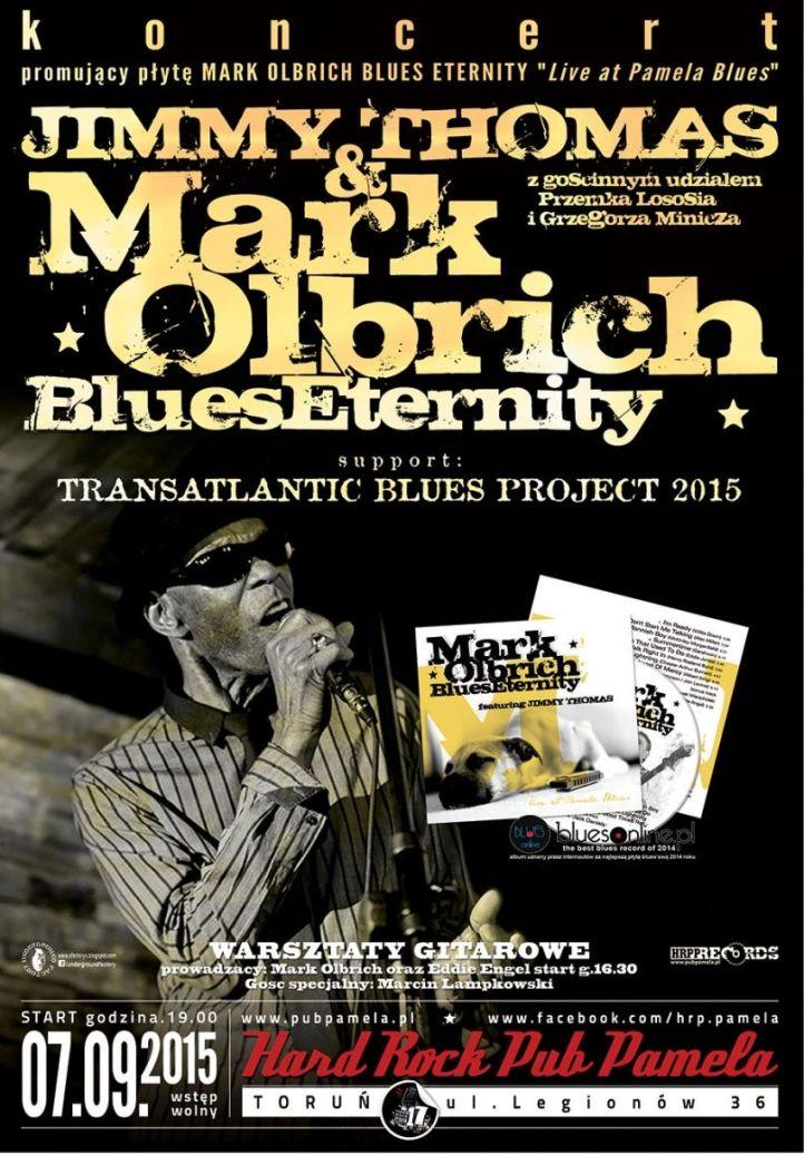 Mark_Olbrich_ Blues_ Eternity_Live_At_ Pamela_blues_plakat