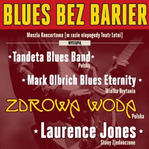 Blues Bez Barier 2016