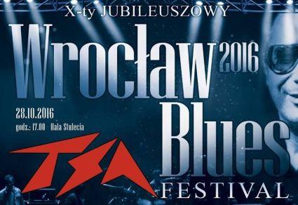 Wrocław Blues Festiwal 2016