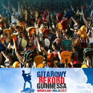 Gitarowy Rekord Guinnessa 2017