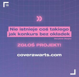 Zgłoś projekt okładki płyty do konkursu Cover awArts