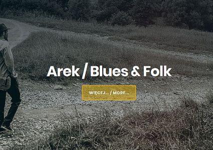 Nowa strona Arka Zawilińskiego