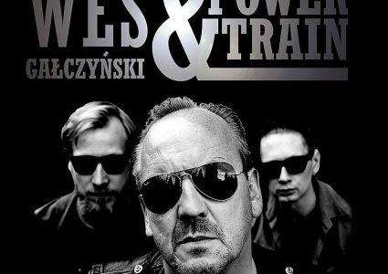 Wes Gałczyński & Power Train nagrywają kolejny album