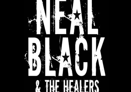 Neal Black & The Healers – 3 koncerty w Polsce