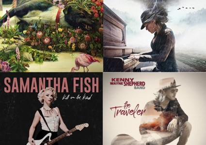 Top 20 Albums of 2019 – Blues Rock Review
