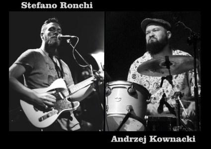 Stefano Ronchi & Andrzej Kownacki