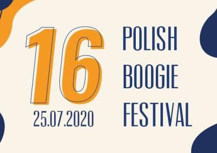 16. Polish Boogie Festival – Online Edition