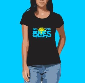 Bies Czad Blues 2020 – koszulka