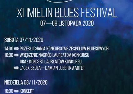 Imielin Blues Festival 2020