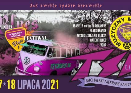 Kiełpiniec Blues Festiwal 2021