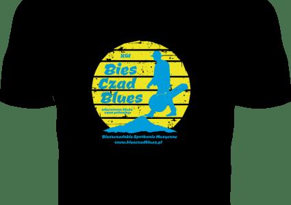 Bies Czad Blues 2021 – koszulka