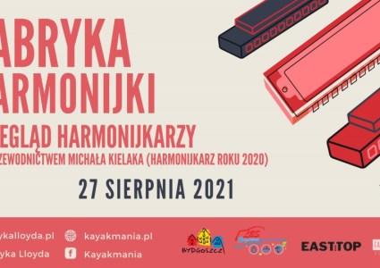 Fabryka Harmonijki – Przegląd Harmonijkarzy 2021