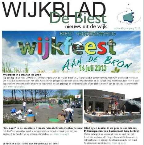 Wijkblad uitsnede3 3e editie (2013) juni