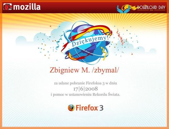Firefox Day