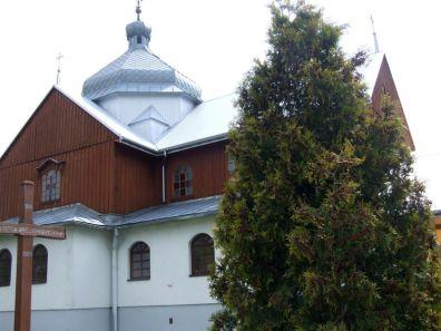 Komańcza - cerkiew greckokatolicka_10