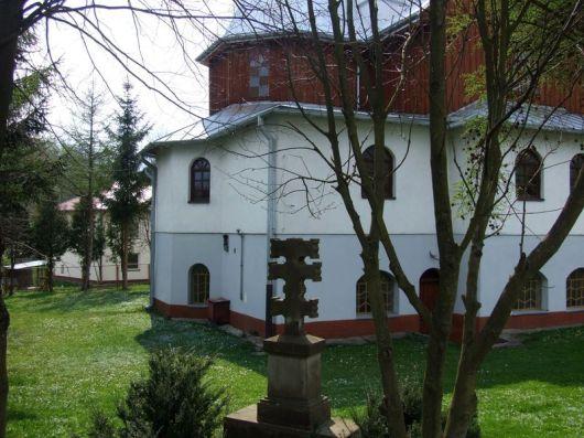 Komańcza - cerkiew greckokatolicka_12
