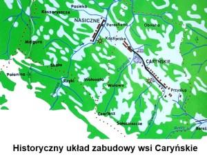Caryńskie_mapa