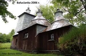 Bałucianka, cerkiew