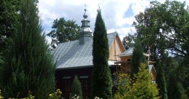 Cerkiew św. Paraskewy w Górzance